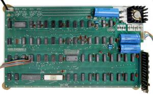 apple-1 auctioned in new york