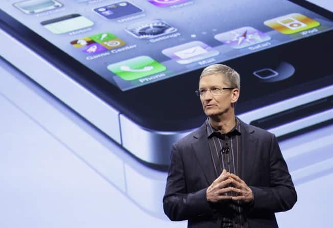 Apple's CEO Tim Cook Says He Is 'Proud to Be Gay'