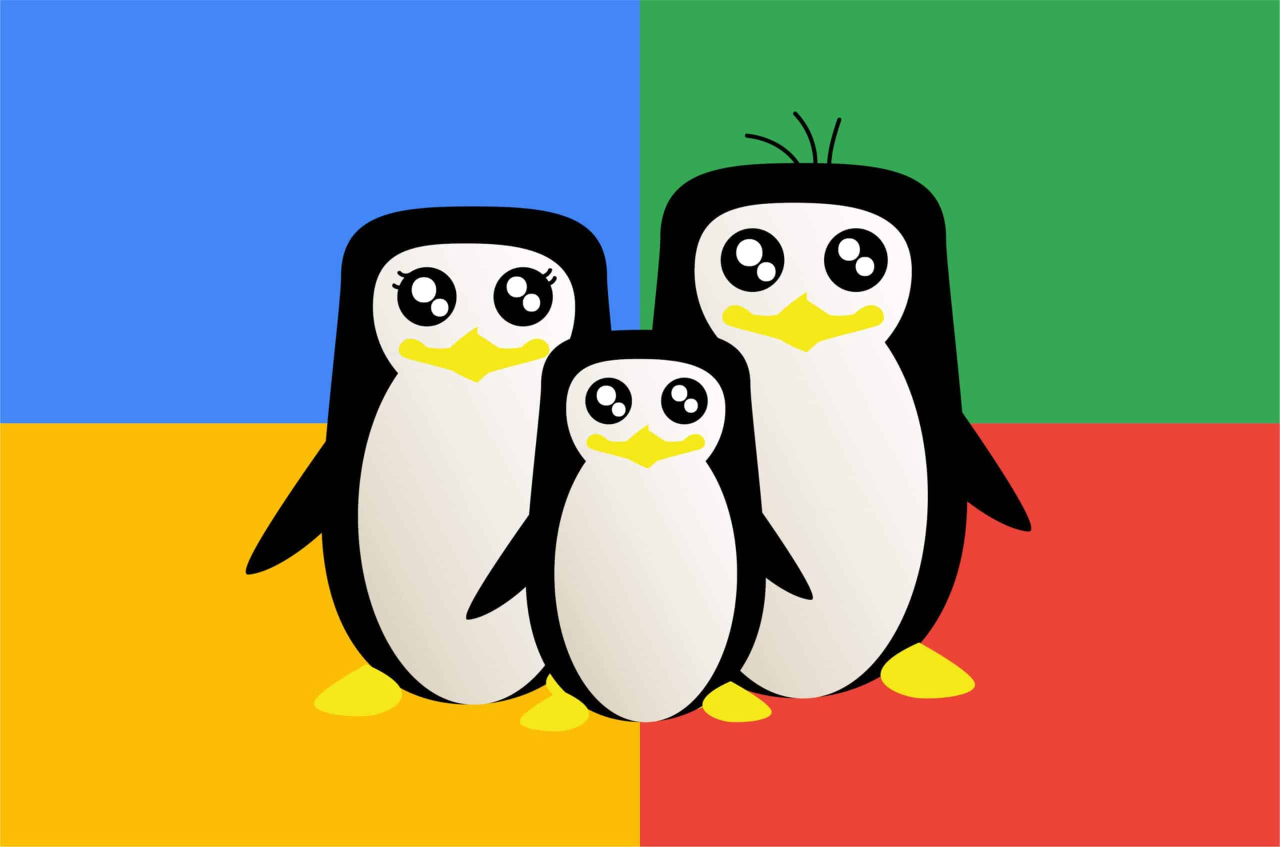 2016 Google Penguin Algorithm Update